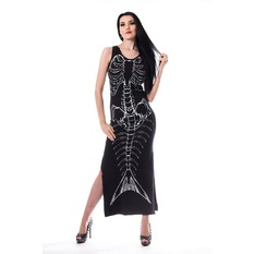 Damen Kleid Heartless - VENLA - SCHWARZ, HEARTLESS