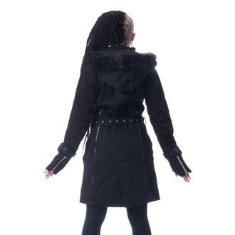 Damen Mantel Chemical Black - VERSE - SCHWARZ, CHEMICAL BLACK