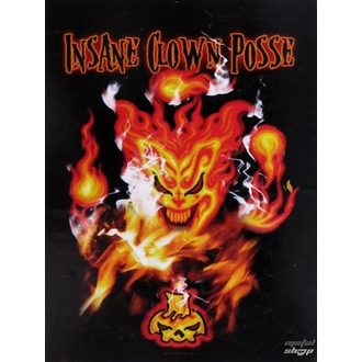 Fahne Insane Clown Posse HFL 0918, HEART ROCK, Insane Clown Posse