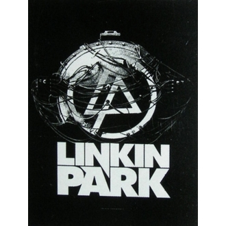 Fahne Linkin Park - Atomic Age, HEART ROCK, Linkin Park