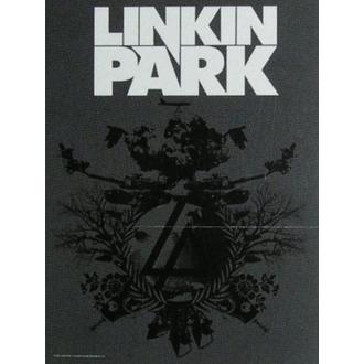 Fahne Linkin Park - Plan B, HEART ROCK, Linkin Park