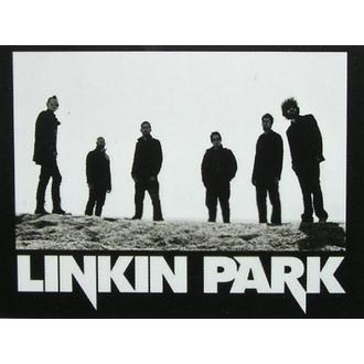 Fahne Linkin Park - Sandy Band, HEART ROCK, Linkin Park