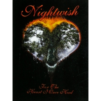 Fahne Nightwish - For The Heart I Once Schlange, HEART ROCK, Nightwish