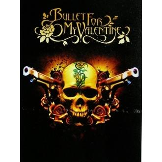 Fahne Bullet For My Valentine - Pistols, HEART ROCK, Bullet For my Valentine