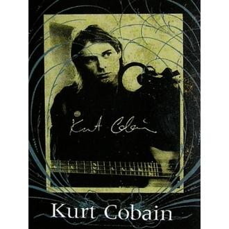 Fahne Nirvana - Frame, HEART ROCK, Nirvana