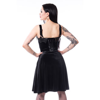 Damen Kleid HEARTLESS - CONSPIRE - SCHWARZ, HEARTLESS