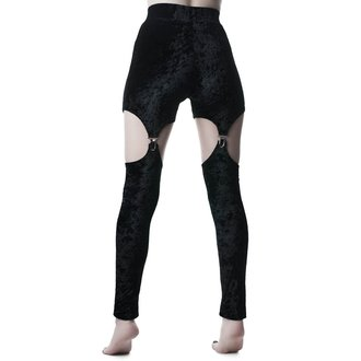 Damen Leggings KILLSTAR - Nina - SCHWARZ, KILLSTAR