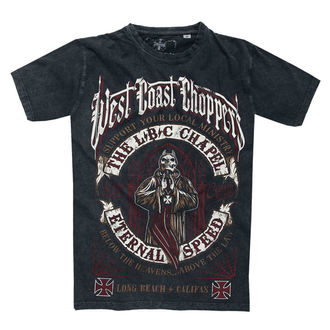 Herren T-Shirt - THE CHAPEL - West Coast Choppers, West Coast Choppers