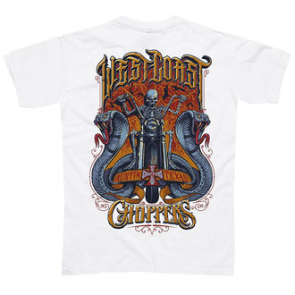 Herren T-Shirt - VENOM - West Coast Choppers, West Coast Choppers