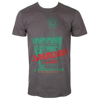 Herren T-Shirt Metal Dead Kennedys - Holiday In Cambodia - ROCK OFF, ROCK OFF, Dead Kennedys