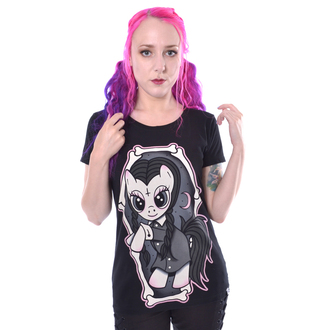 Damen T-Shirt - WEDNESDAY PONY - CUPCAKE CULT, CUPCAKE CULT