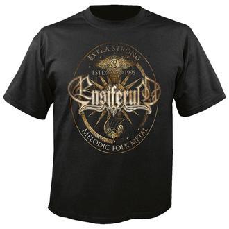 Herren T-Shirt Metal Ensiferum - Crest - NUCLEAR BLAST, NUCLEAR BLAST, Ensiferum
