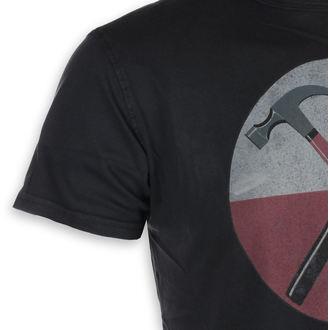 Herren T-Shirt Metal Pink Floyd - The Wall - ROCK OFF, ROCK OFF, Pink Floyd