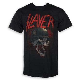 Herren T-Shirt Metal Slayer - Helmitt - ROCK OFF, ROCK OFF, Slayer