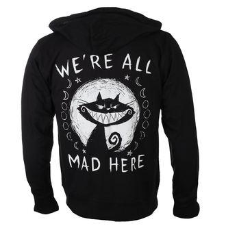 Unisex Hoodie - We're All Mad Here - Akumu Ink, Akumu Ink