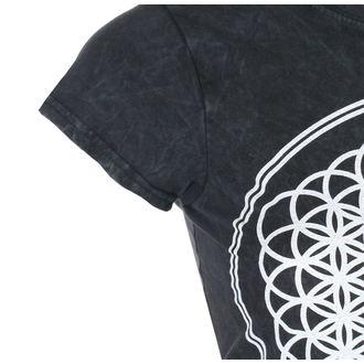 Damen T-Shirt Metal Bring Me The Horizon - Sempiternal Snow - ROCK OFF, ROCK OFF, Bring Me The Horizon