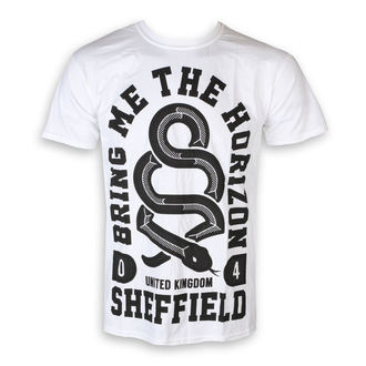 Herren T-Shirt Metal Bring Me The Horizon - Snake Men - ROCK OFF, ROCK OFF, Bring Me The Horizon