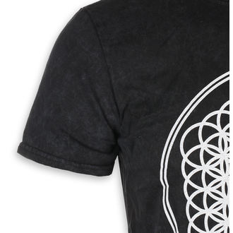 Herren T-Shirt Metal Bring Me The Horizon - Sempiternal Snow - ROCK OFF, ROCK OFF, Bring Me The Horizon