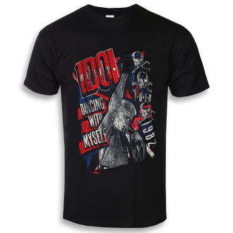 Herren T-Shirt Metal Billy Idol - Dancing With Myself - ROCK OFF