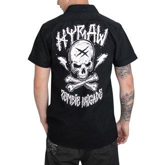 Herrenhemd HYRAW - ZOMBIE BRIGADE, HYRAW