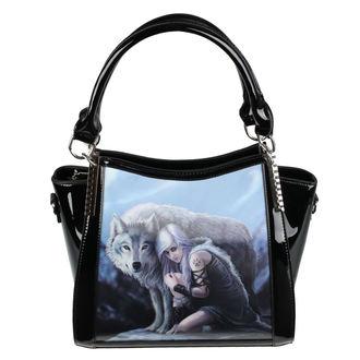 Handtasche (Tasche) ANNE STOKES - Protector - Schwarz, ANNE STOKES