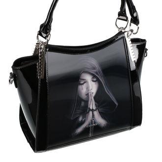 Handtasche (Tasche) ANNE STOKES - Gothic Prayer - Schwarz, ANNE STOKES