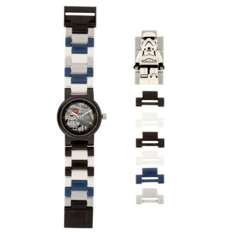 Uhr STAR WARS - Lego - Stormtrooper