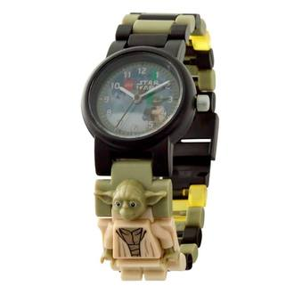 Uhr STAR WARS - Lego - Yoda