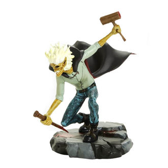Figur Iron Maiden - Legacy of the Beast - Vampire Hunter Eddie Halloween, NNM, Iron Maiden