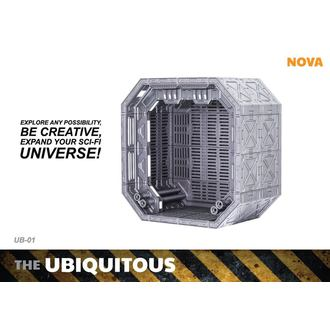 Dekoration (diorama) Ubiquitous Diorama Case for Action Figures Standard Edition, NNM