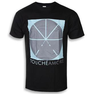 Herren T-Shirt Metal Touche Amore - Summer Logo - KINGS ROAD, KINGS ROAD, Touche Amore