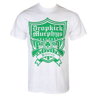 Herren T-Shirt Metal Dropkick Murphys - Gun Shield - KINGS ROAD, KINGS ROAD, Dropkick Murphys