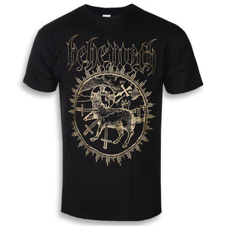 Herren T-Shirt Metal Behemoth - Inverted Cross - KINGS ROAD, KINGS ROAD, Behemoth
