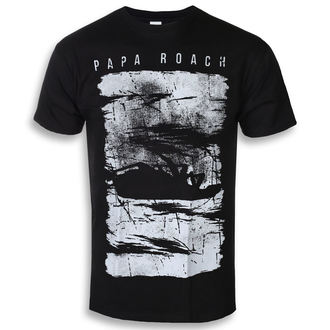 Herren T-Shirt Metal Papa Roach - Distress - KINGS ROAD, KINGS ROAD, Papa Roach