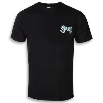 Herren T-Shirt Metal Ghost - Dance Macabre Cover & Logo - ROCK OFF