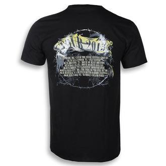 Herren T-Shirt Metal Guns N' Roses - Trashy Skull - ROCK OFF, ROCK OFF, Guns N' Roses