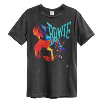 Herren T-Shirt Metal David Bowie - Lets Dance Anniversary - AMPLIFIED, AMPLIFIED, David Bowie