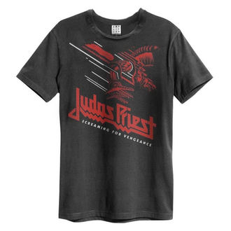 Herren T-Shirt Metal Judas Priest - Screaming for Vengence - AMPLIFIED, AMPLIFIED, Judas Priest