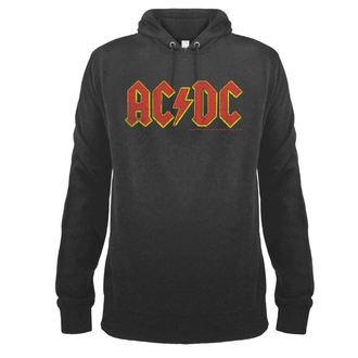 Herren Hoodie AC-DC - AMPLIFIED - AMPLIFIED, AMPLIFIED, AC-DC