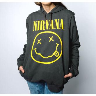 Herren Hoodie Nirvana - AMPLIFIED - AMPLIFIED, AMPLIFIED, Nirvana