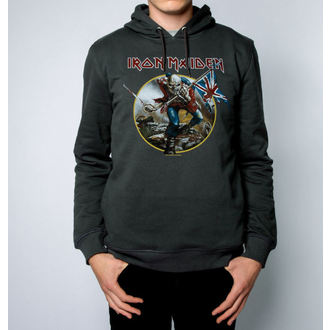 Herren Hoodie Iron Maiden - AMPLIFIED - AMPLIFIED, AMPLIFIED, Iron Maiden