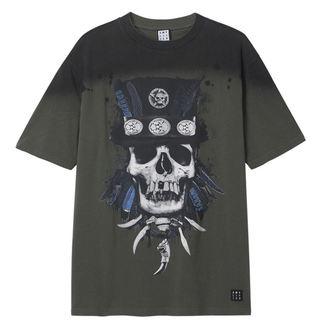 Herren T-Shirt - KHAKI - AMPLIFIED, AMPLIFIED