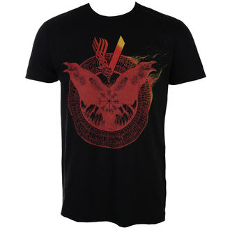 Herren T-Shirt Metal Vikings - CROW CREST - PLASTIC HEAD, PLASTIC HEAD
